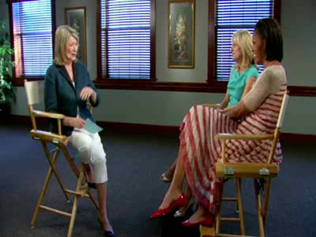 An Interview with Michelle Obama and Jill Biden