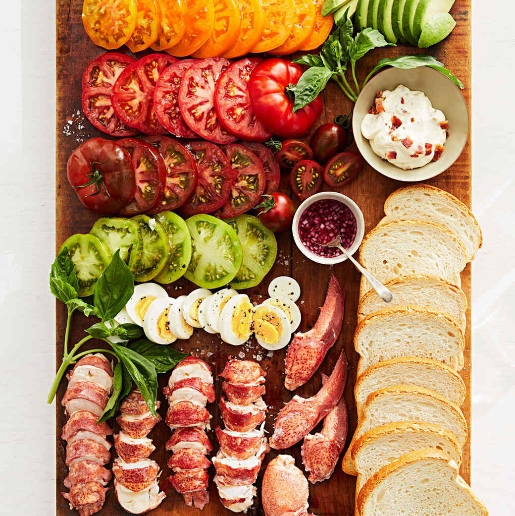 7 Crowd Pleasing Party Platters For Easy Summer Entertaining Martha Stewart
