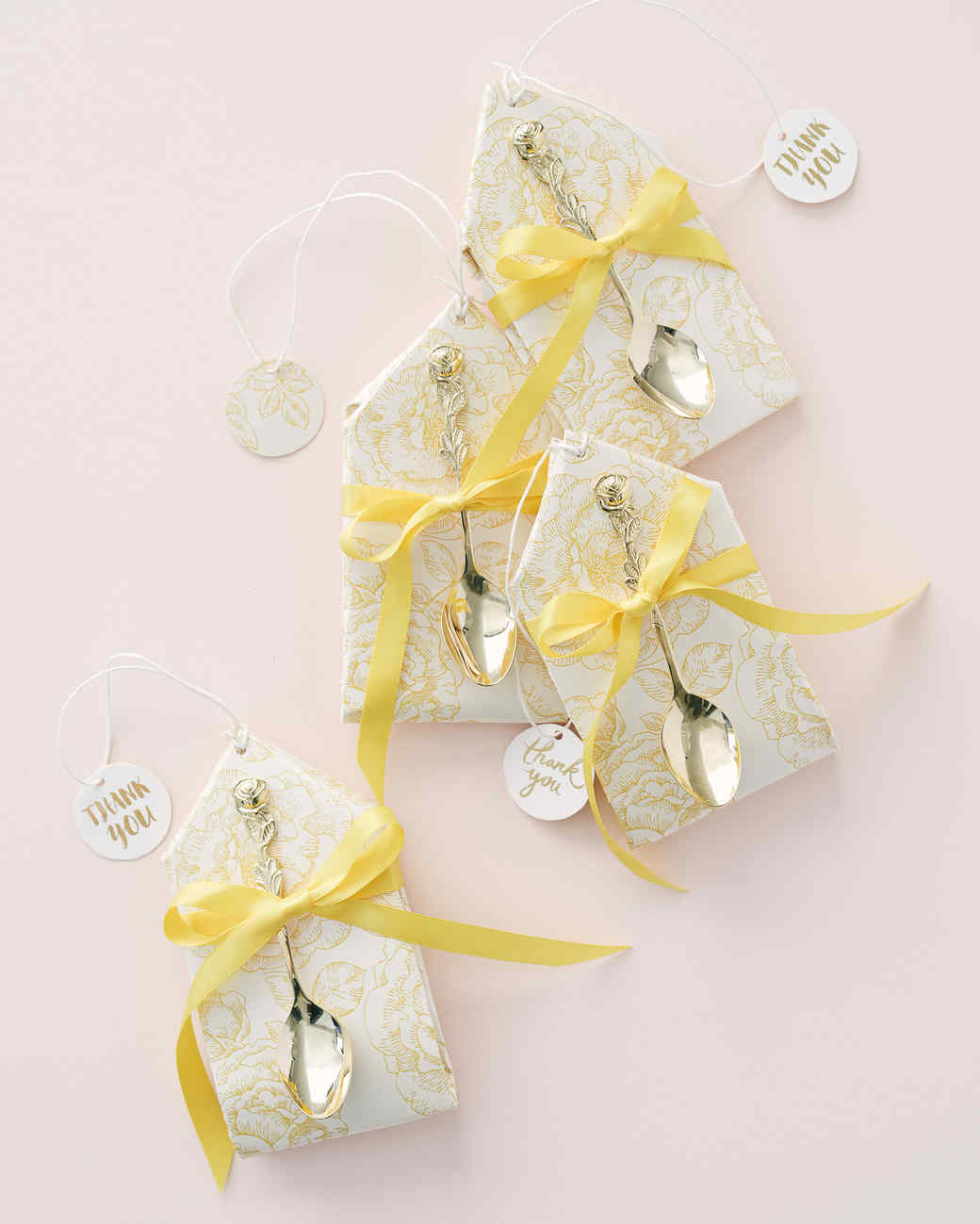 Tea-Bag Envelope Party Favors | Martha Stewart