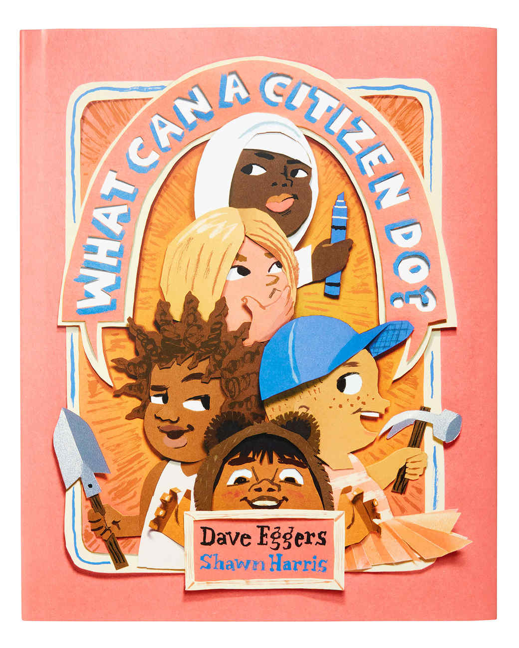 what can a citizen do book by dave eggers