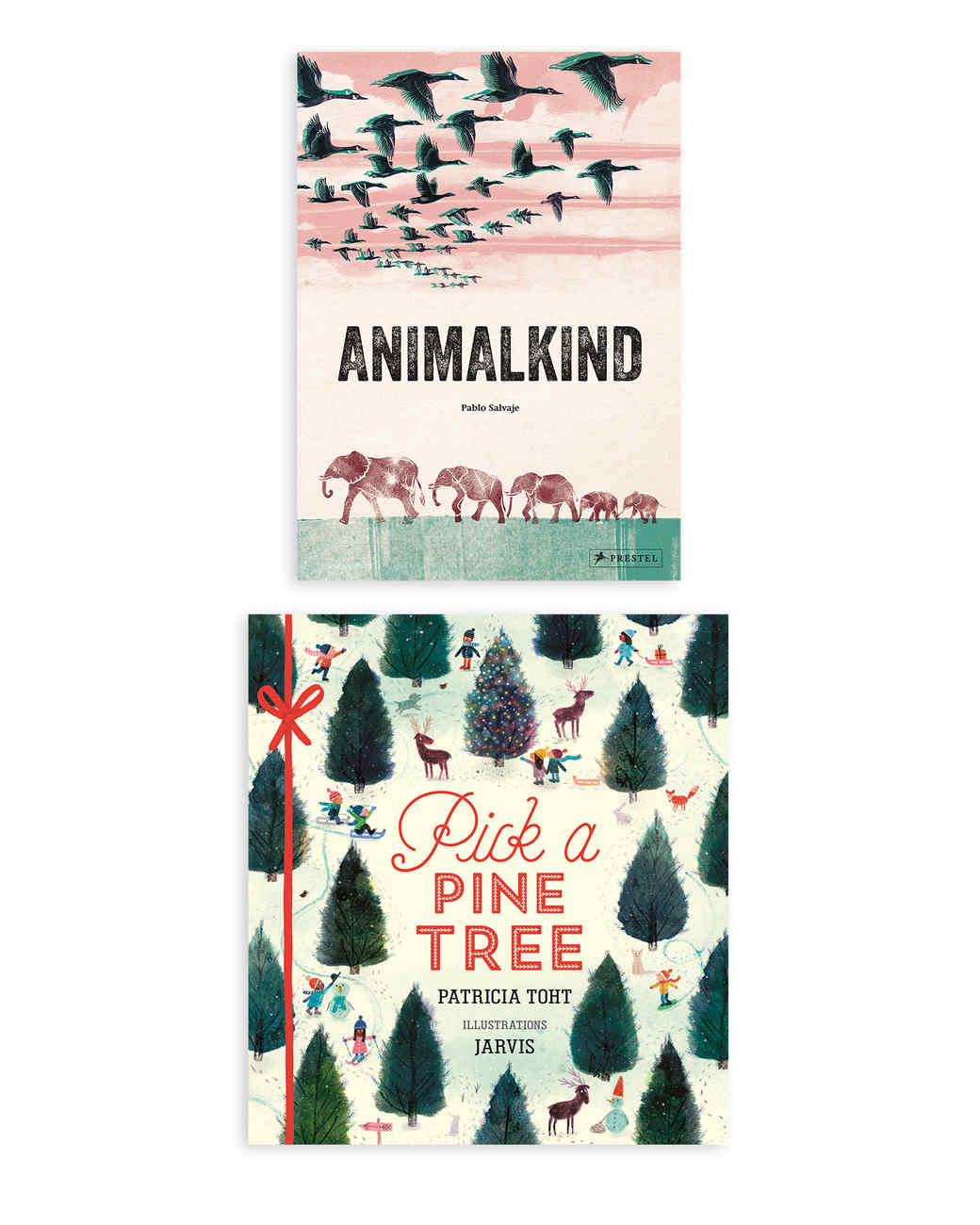animalkind and pick a pine books
