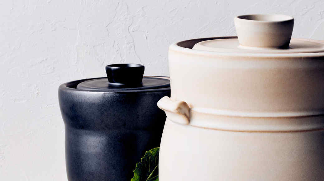 Sarah Kersten Fermentation Jars