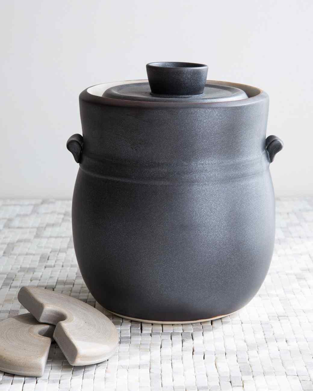 Sarah Kerstin fermentation jar