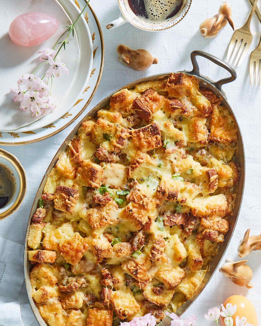 easter breakfast casserole from marley spoon