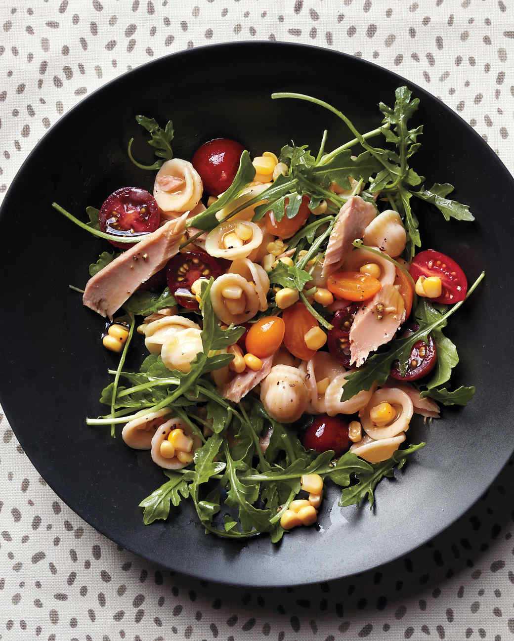 pizza arugula tomato orecchiette with cherry tomatoes and arugula ...