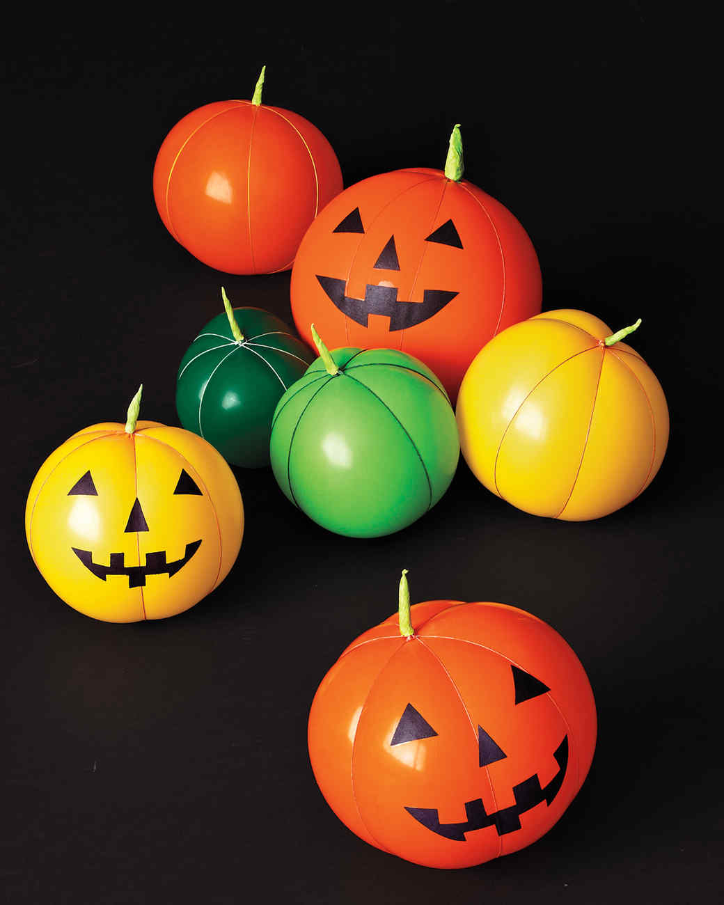 Halloween Craft Part - 41: Lifelike-ou0027-Lanterns