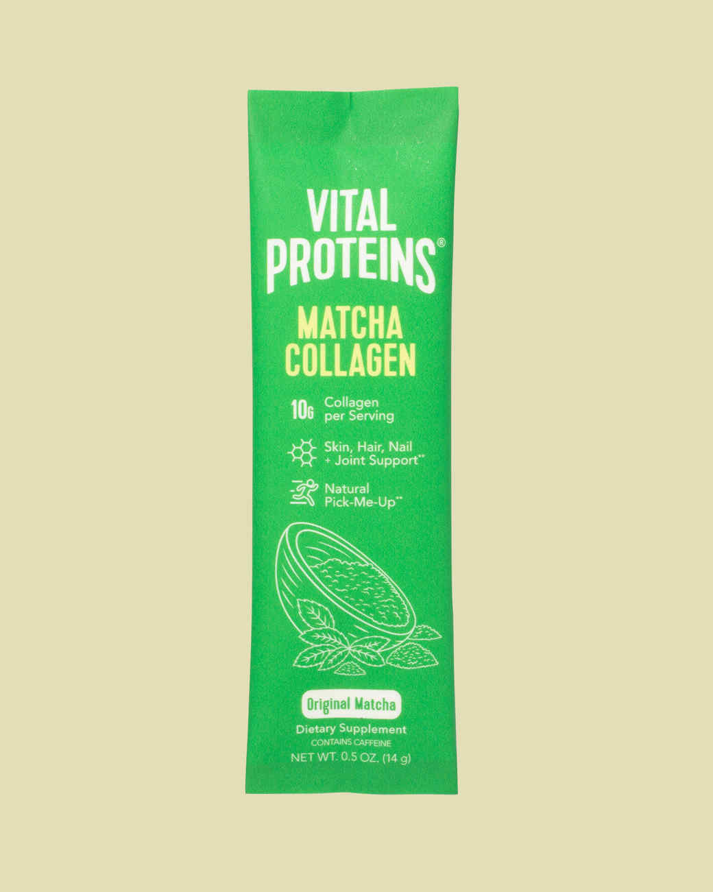 Vital Proteins Matcha Collagen Travel Stick