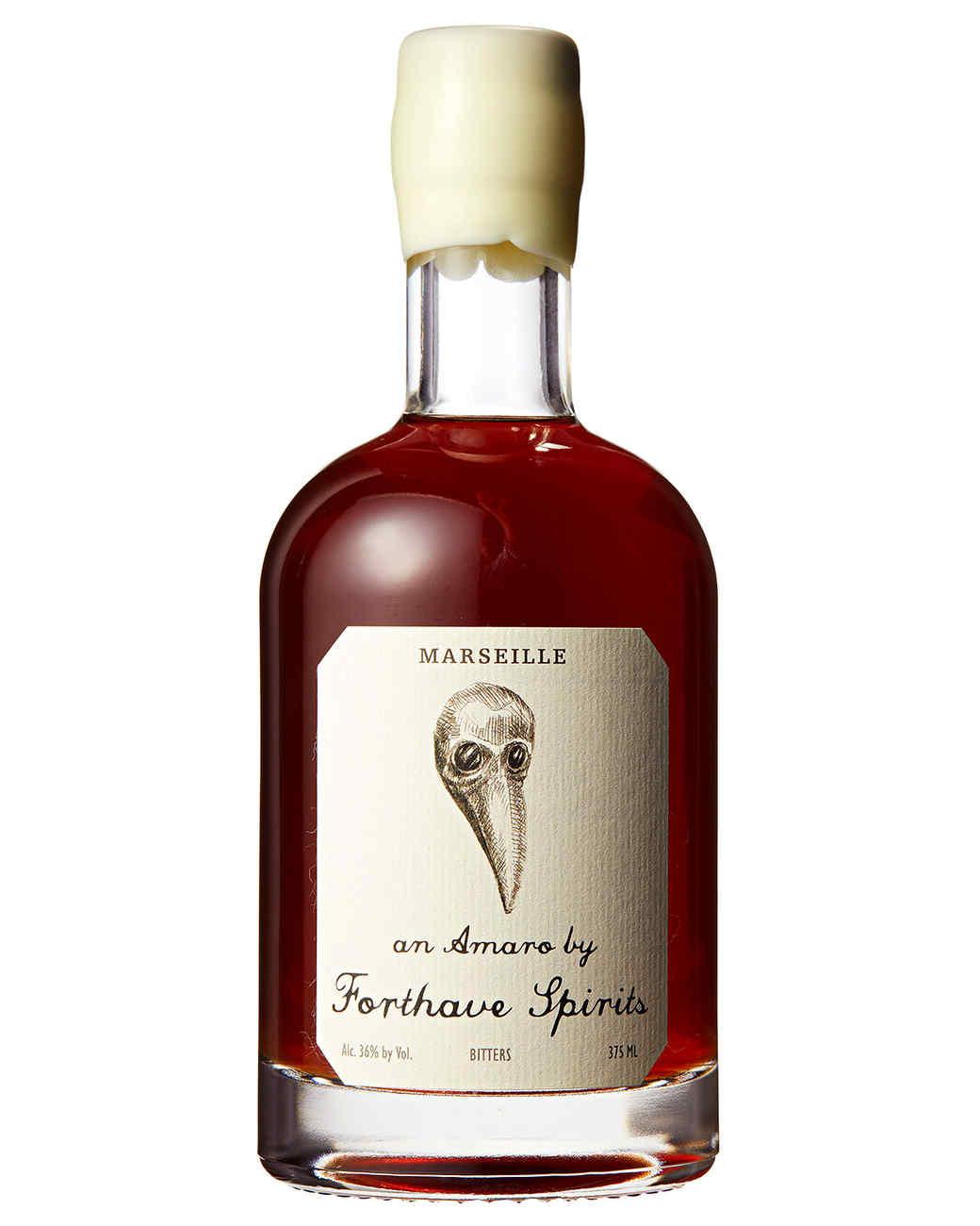 福特马赛阿玛罗酒瓶