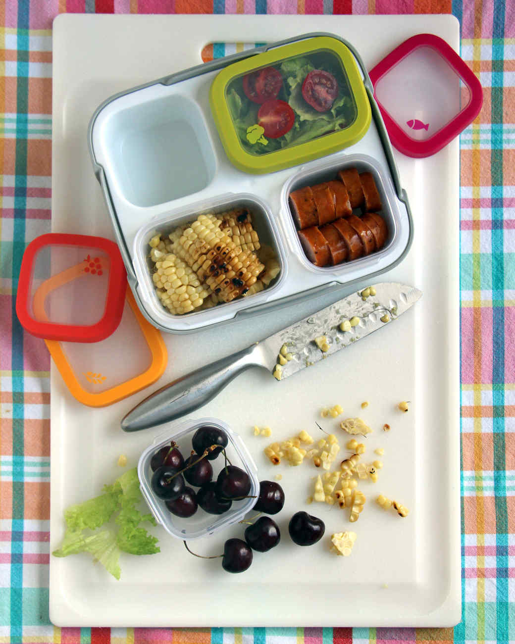 bento box balanced meal kit
