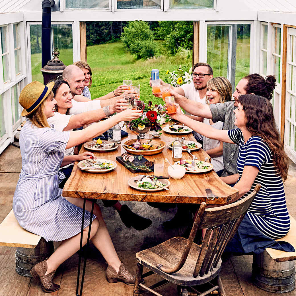 How to Throw a Dinner Party Like a Vermonter | Martha Stewart