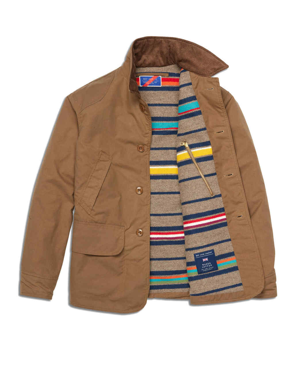 best made tan cruiser jacket