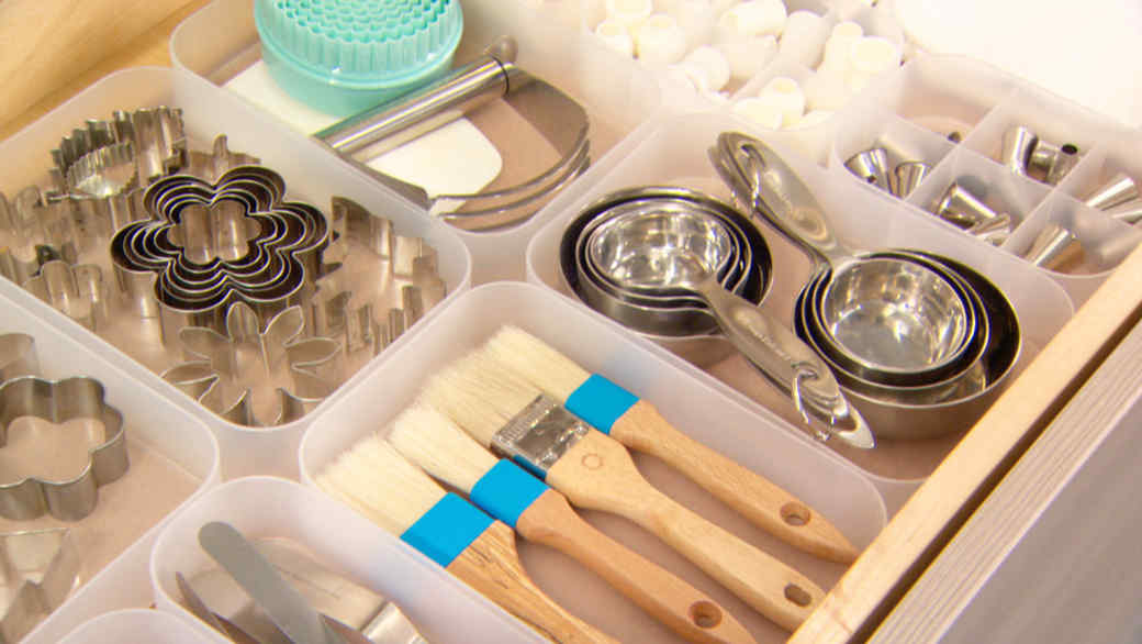 Get It Together with Martha-Designed Organization Station