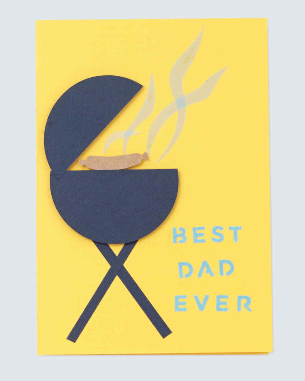 b06940e8 12 Father's Day Cards Guaranteed to Make Him Smile | Martha Stewart