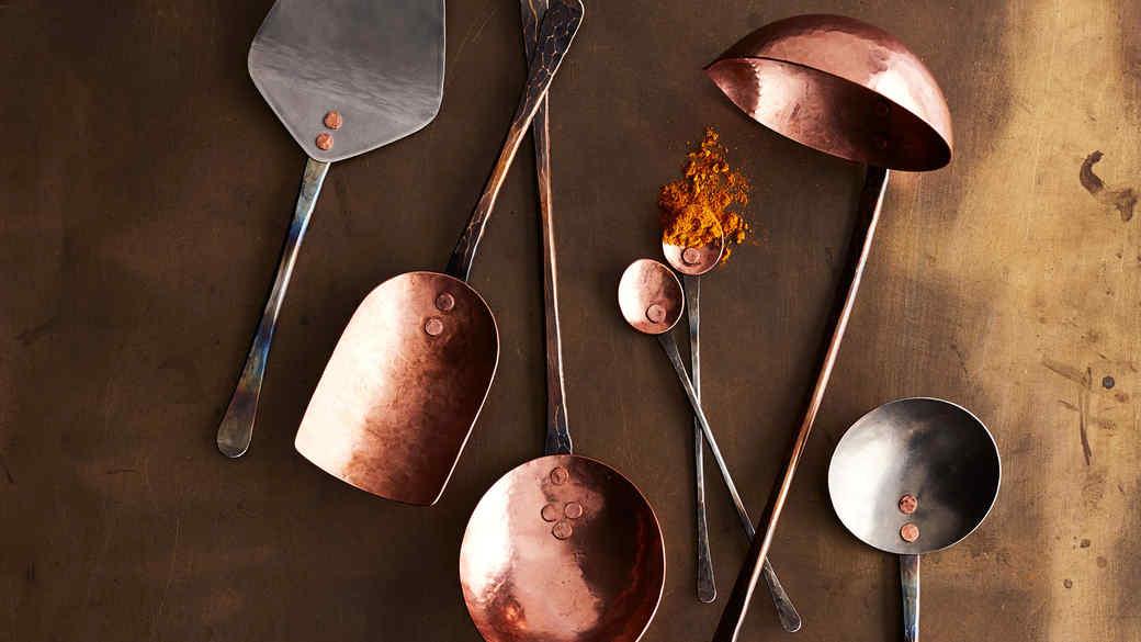 烹饪工具勺子服务器黑天鹅手工制作