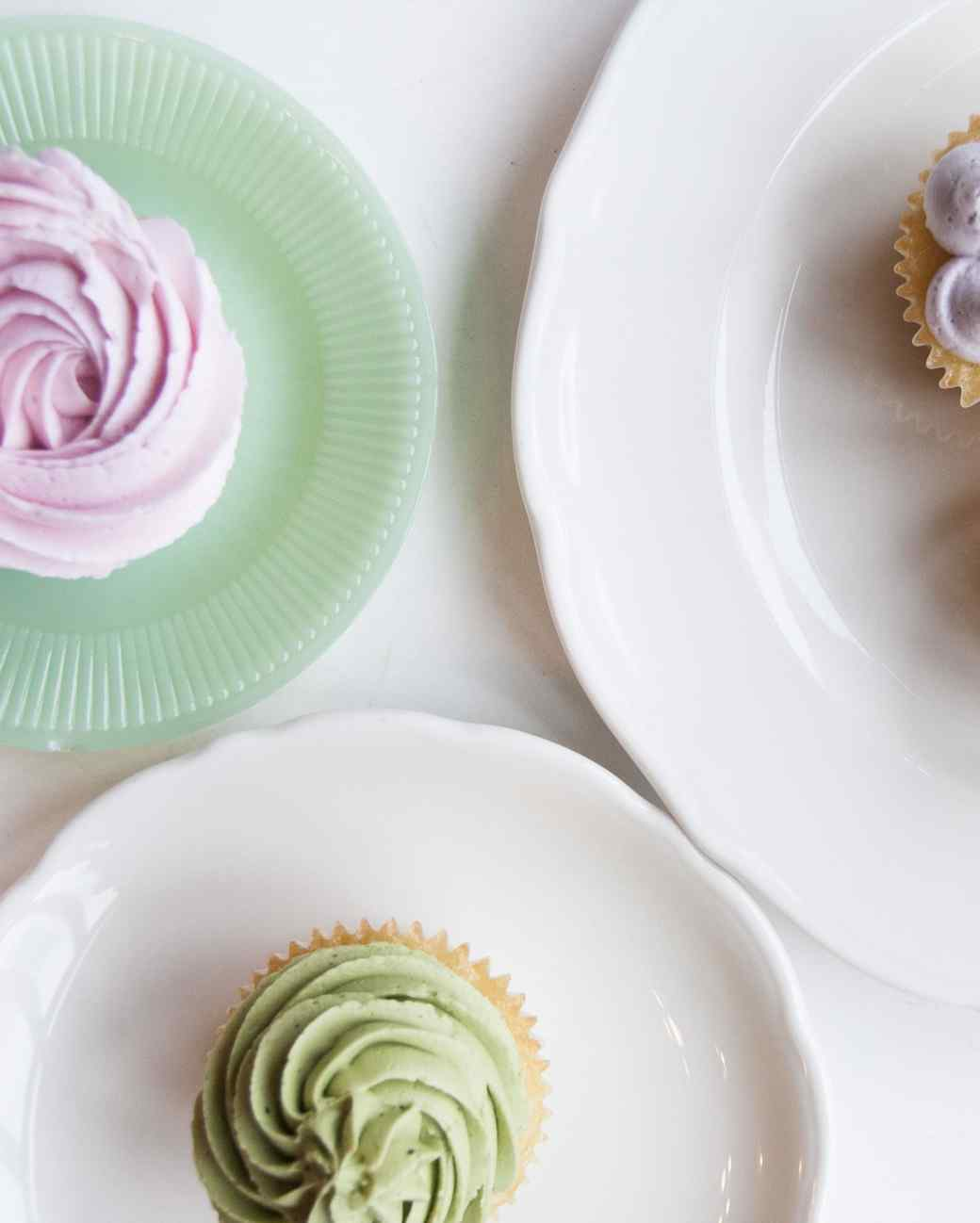 Natural Dyed Frosting