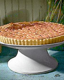 Chocolate-Macadamia Nut Tart