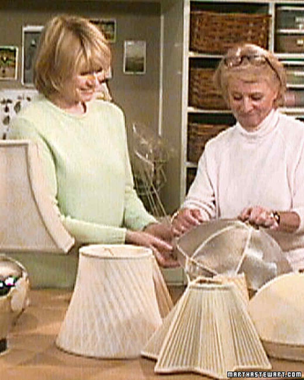 Custom-Made Lampshades