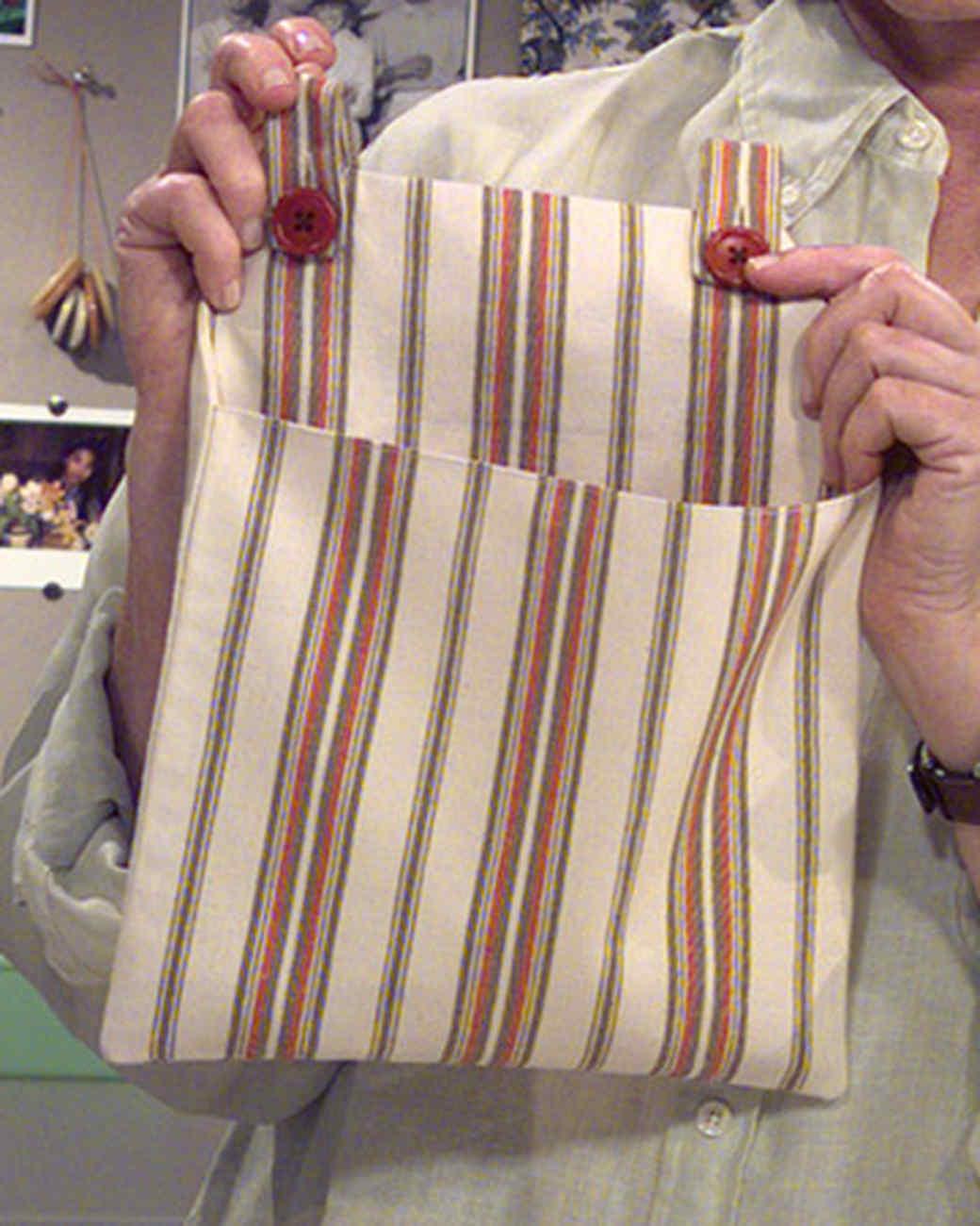 Clothespin Bag Martha Stewart