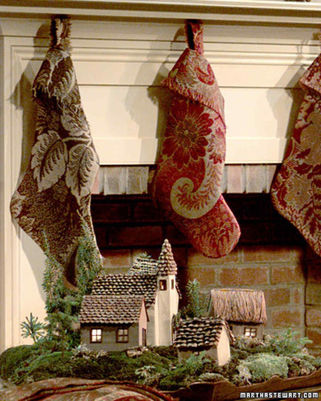 Carpet Stockings