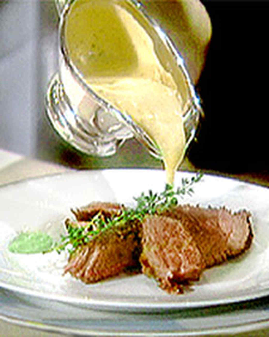 Kerry's Bearnaise Sauce