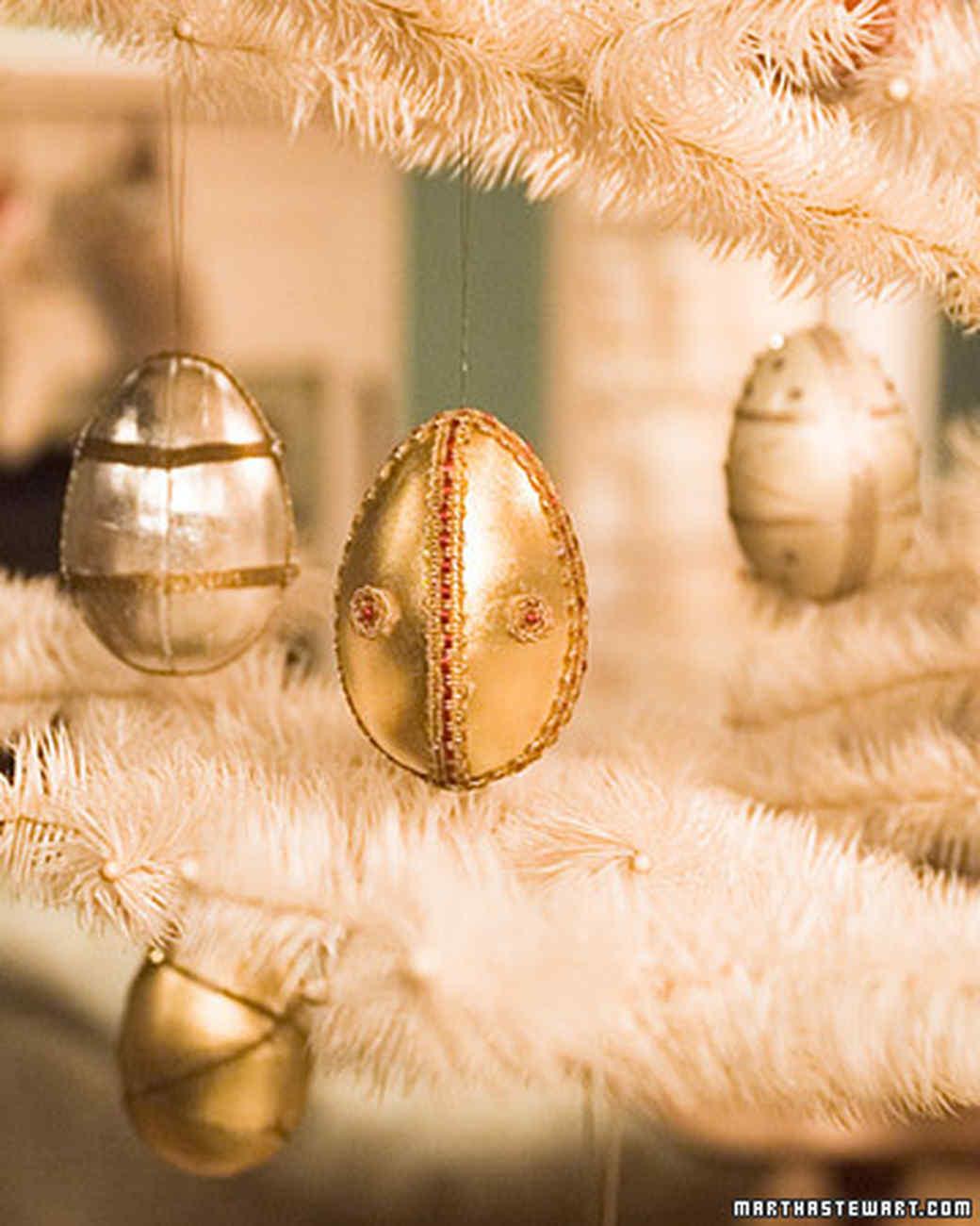faberge egg ornaments - Cardboard Box Christmas Decorations