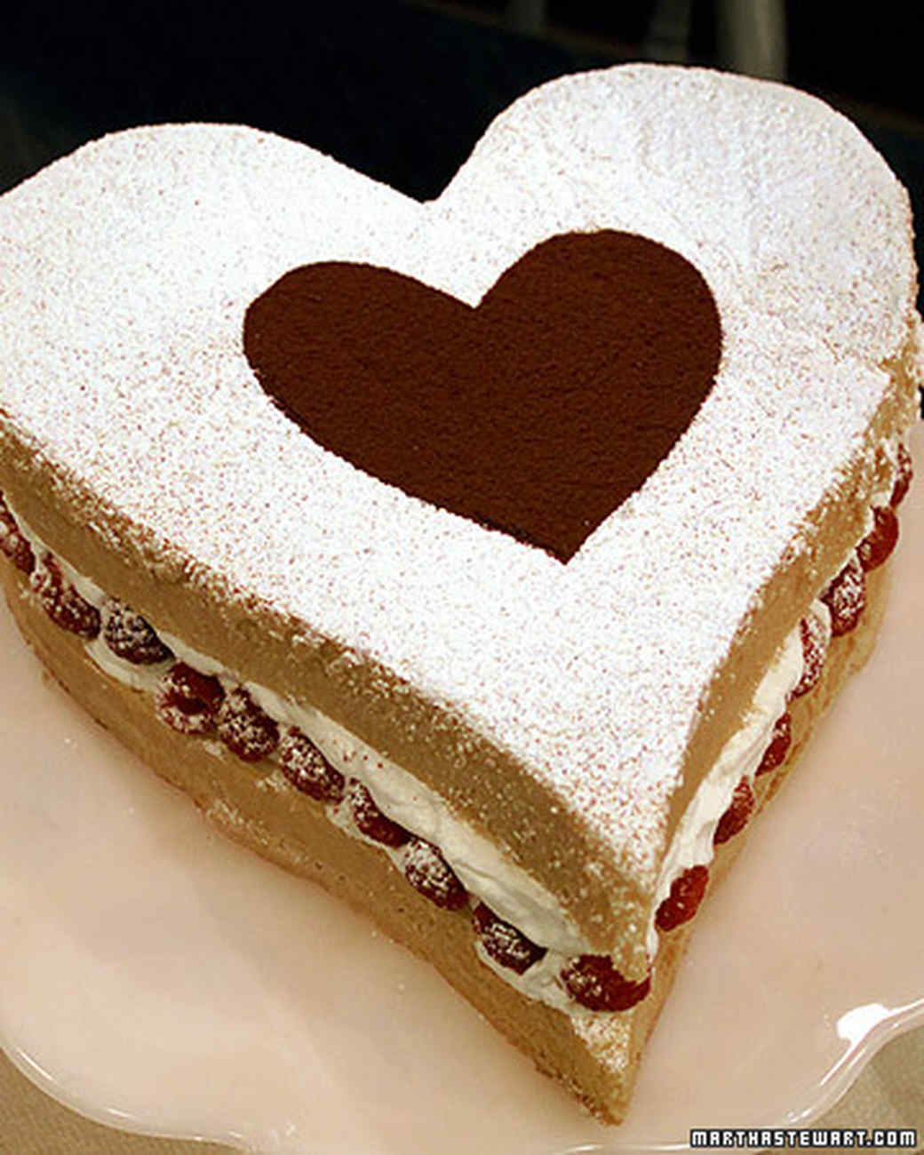 Romantic Cake Recipes Martha Stewart
