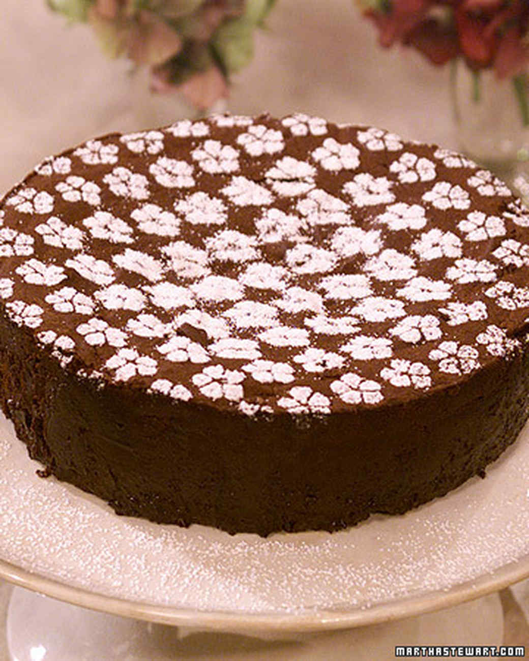Doris's Velvet Chocolate Cake