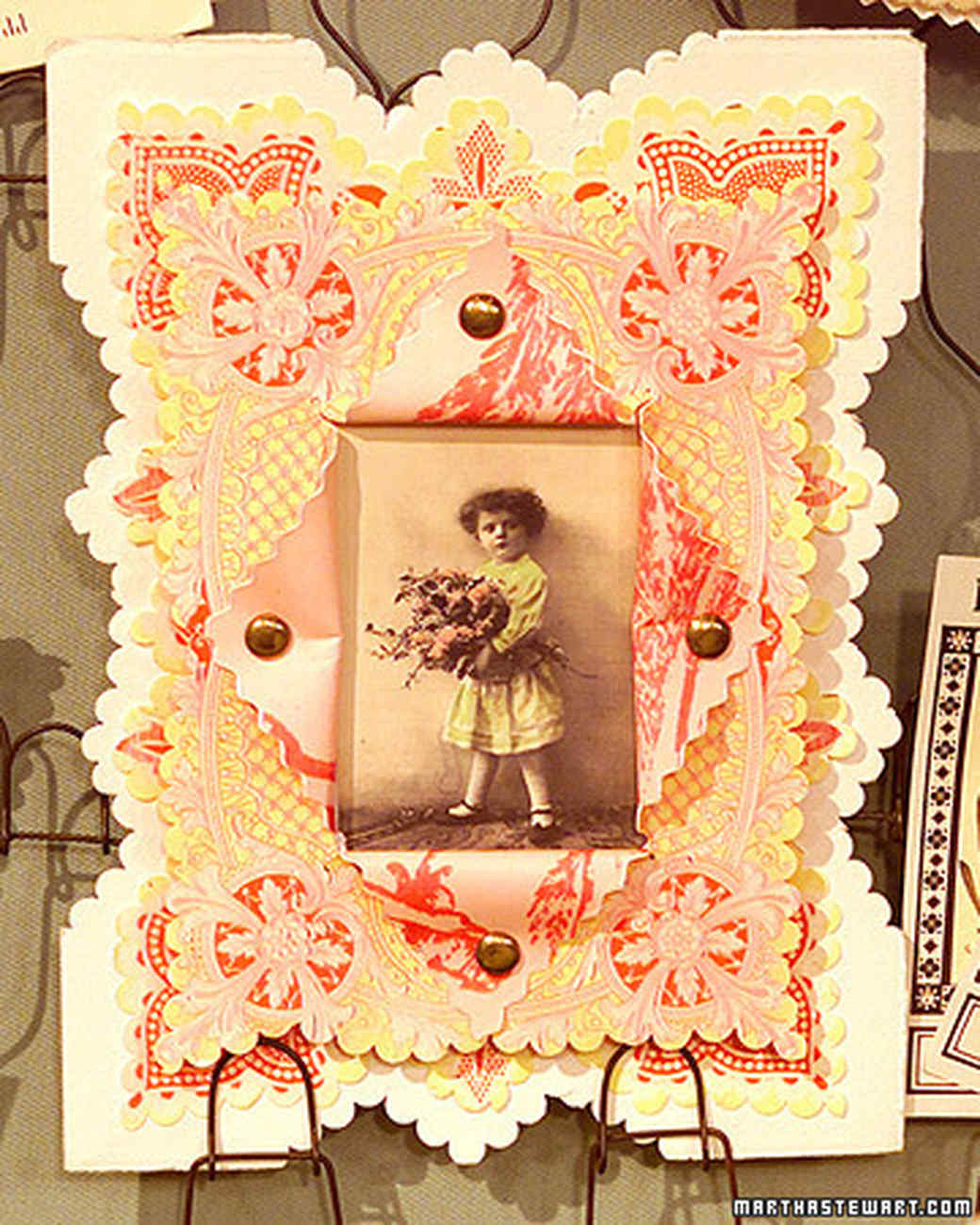Picture-Frame Card with Melissa Neufeld