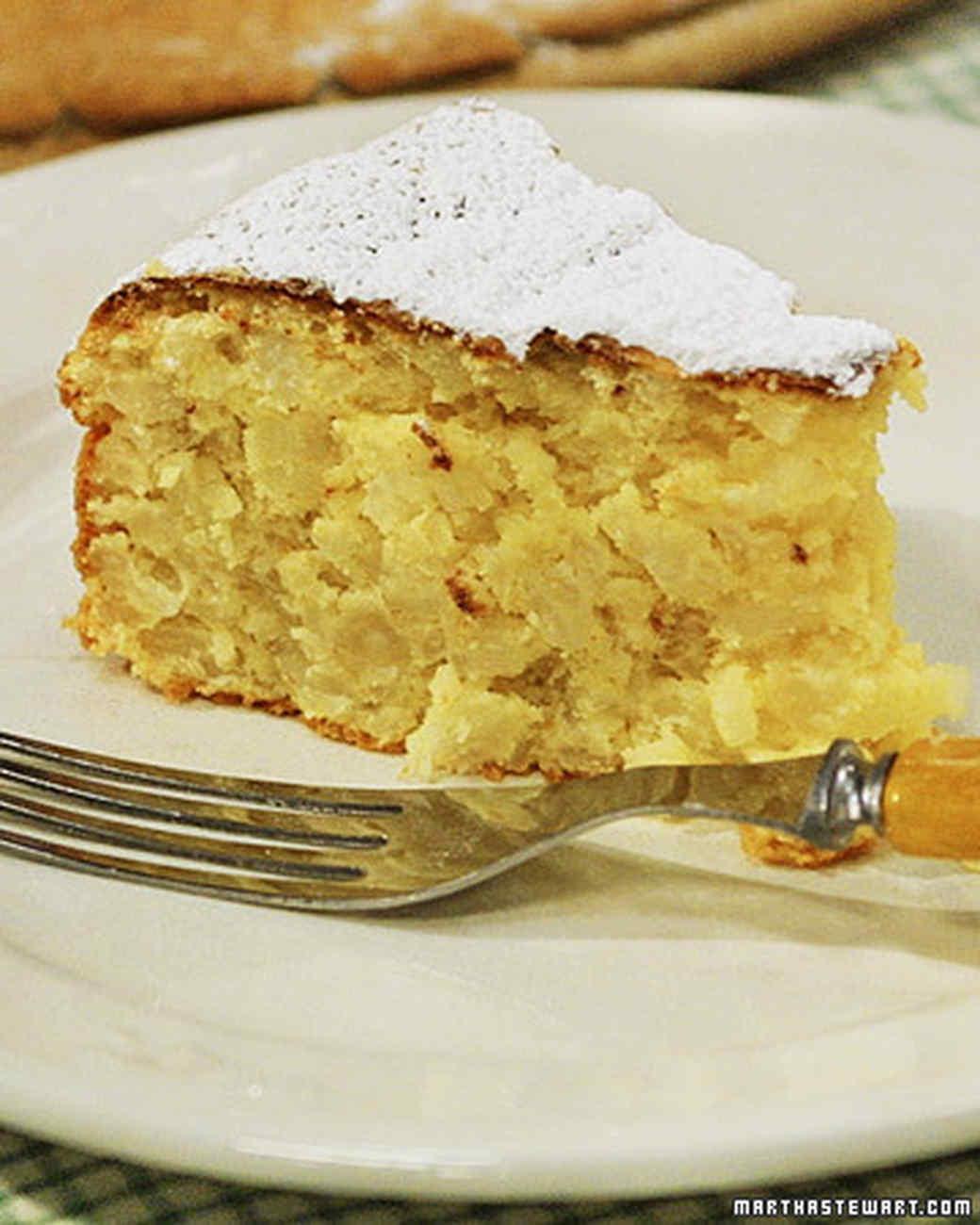 Biba's Rice Cake