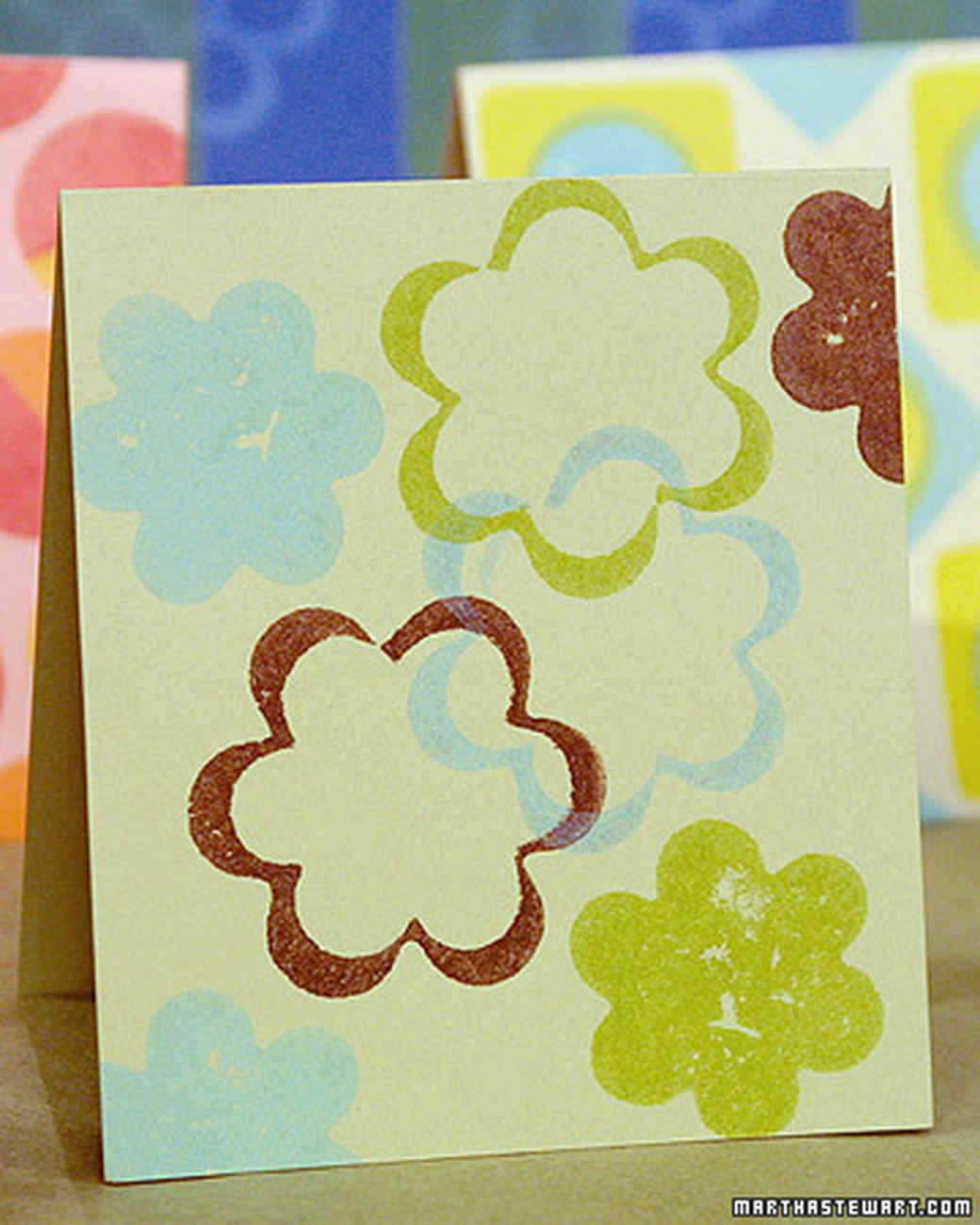 birthday cards | martha stewart
