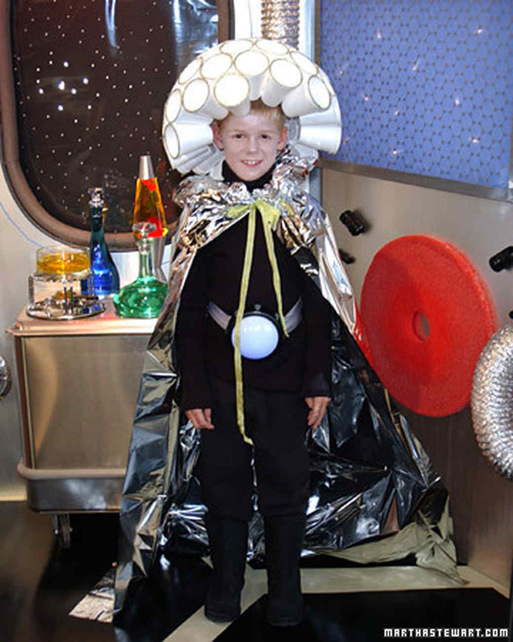 Space Costume with Jake