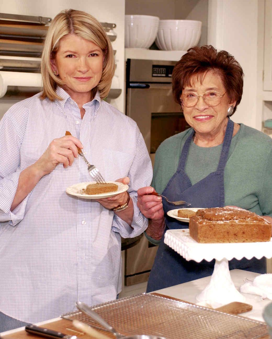Mrs. Kostyra's Spice Cake