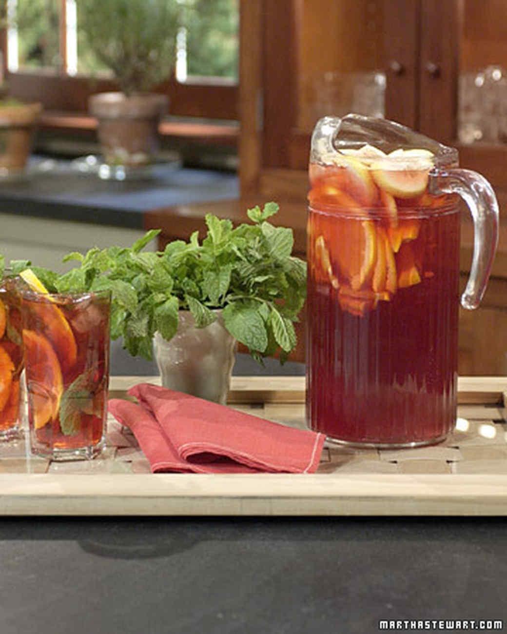 Red Iced Tea