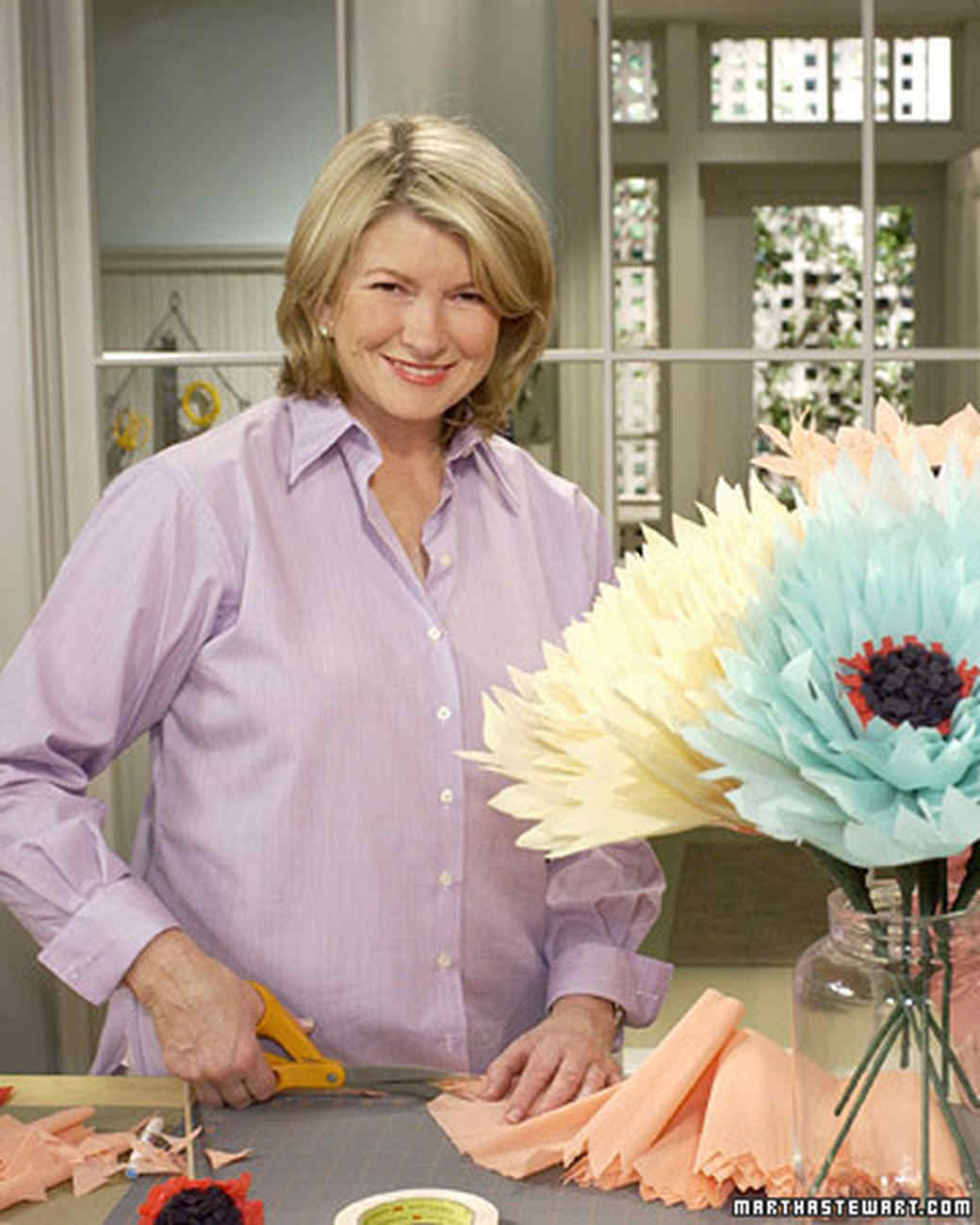 Paper flowers martha stewart mightylinksfo