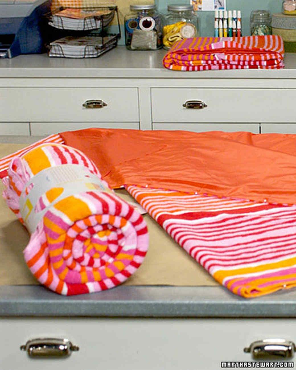 Ripstop Towel Picnic Blanket