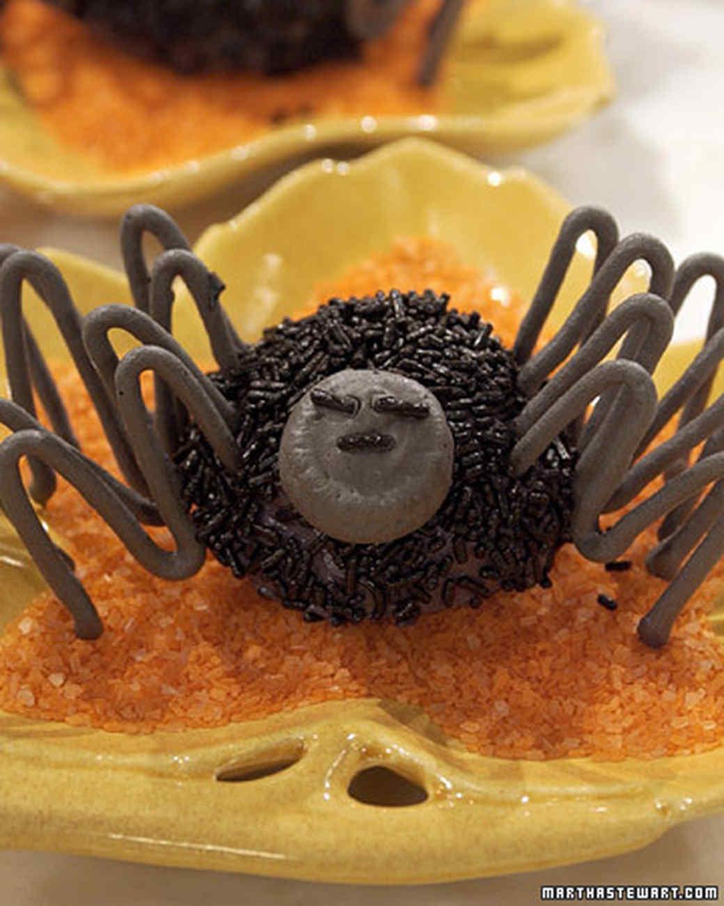 Black Italian Meringue Buttercream