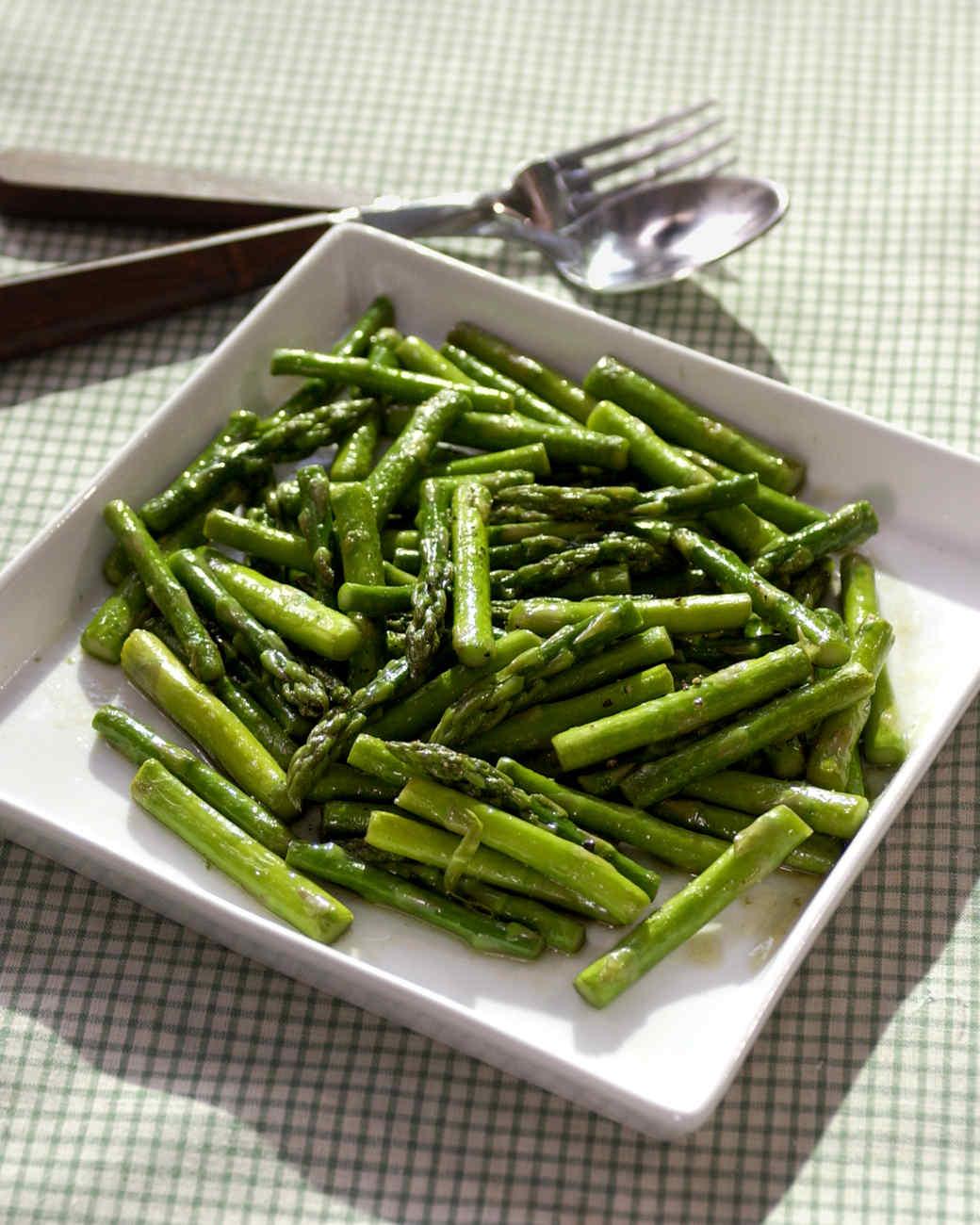 Stir-Fried Asparagus