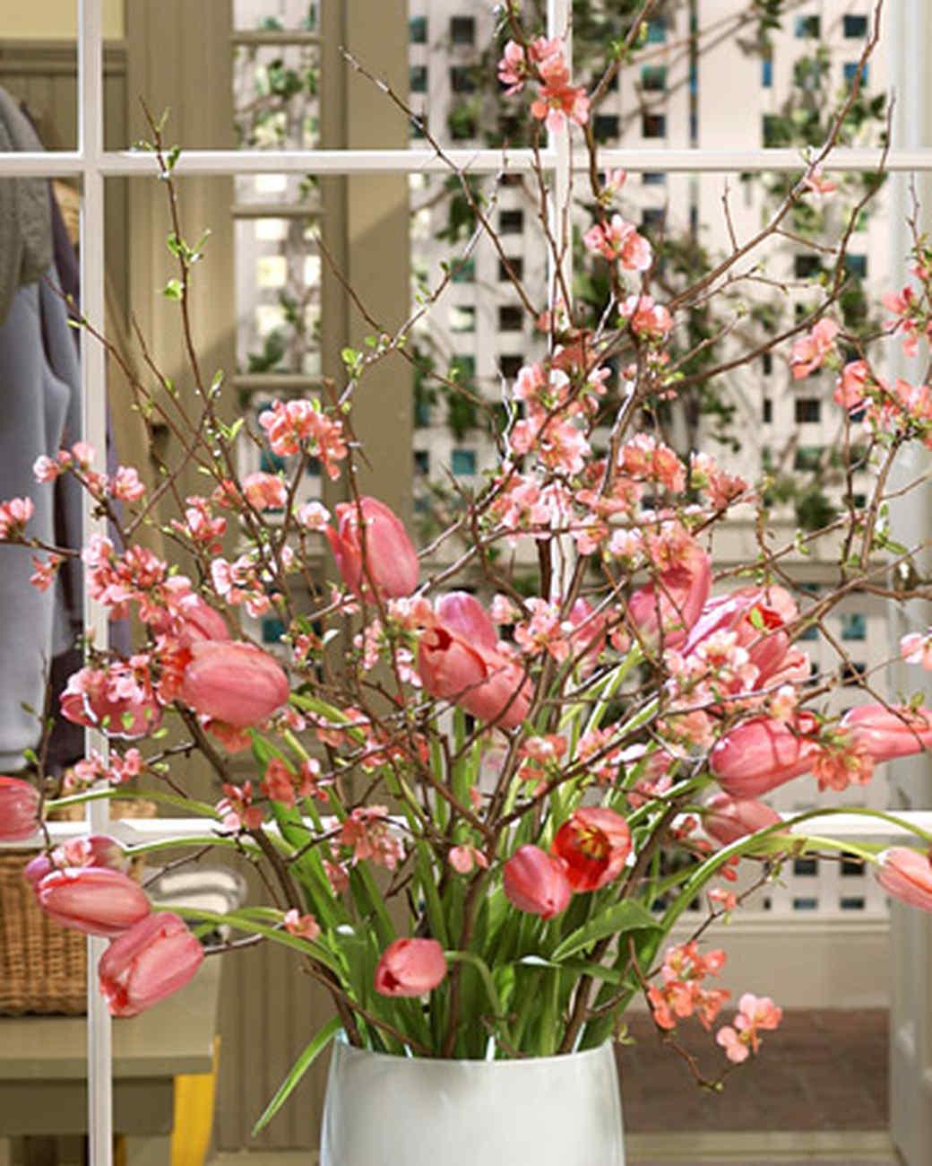 Pink French Tulip Arrangement