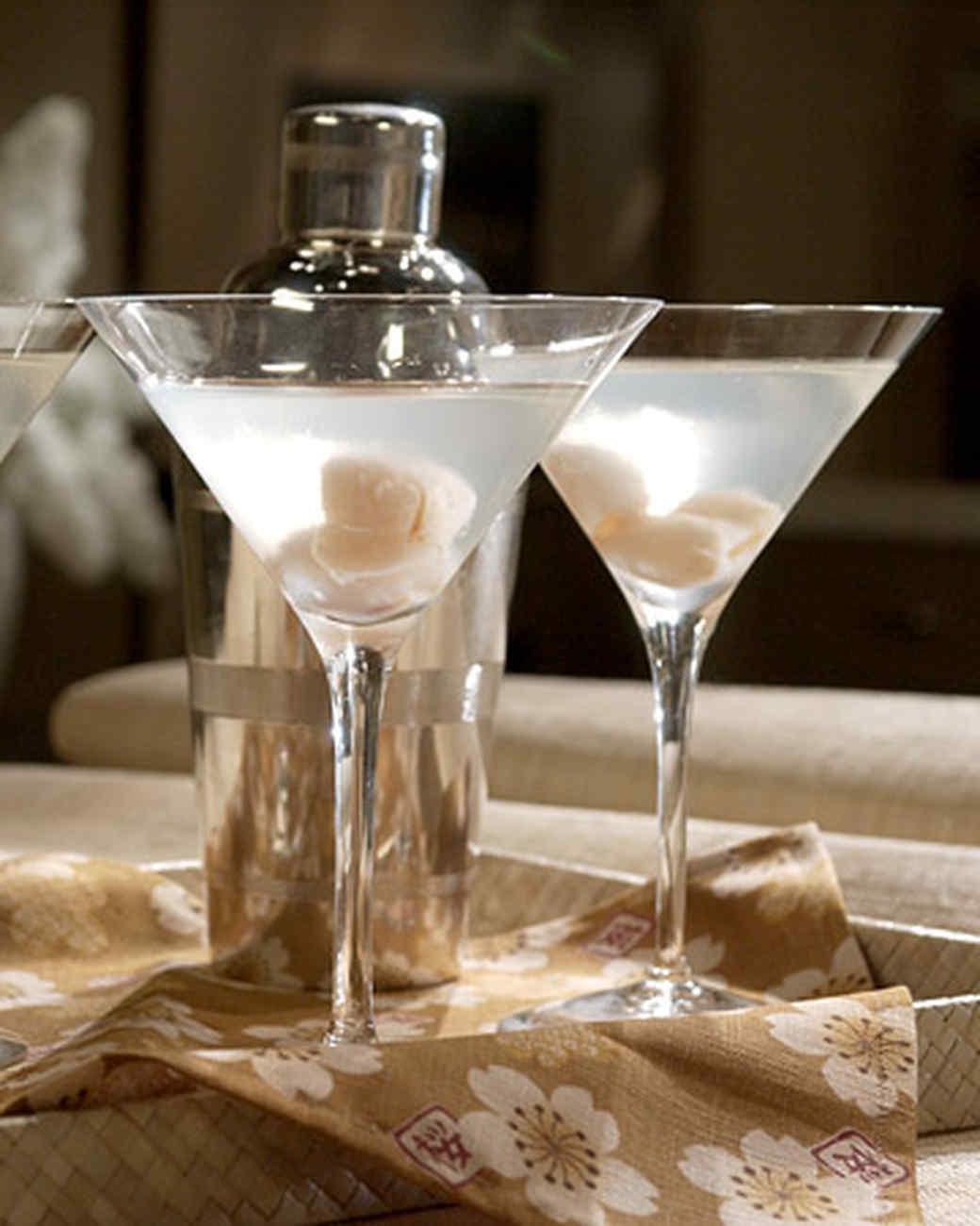 Litchi Martini