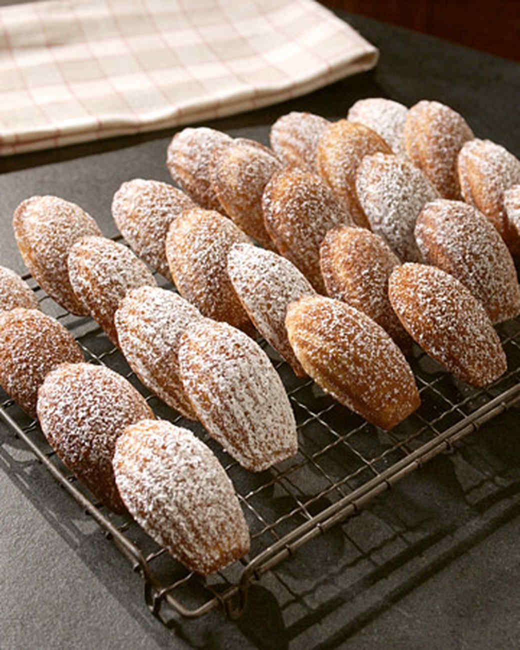 Honey Madeleines