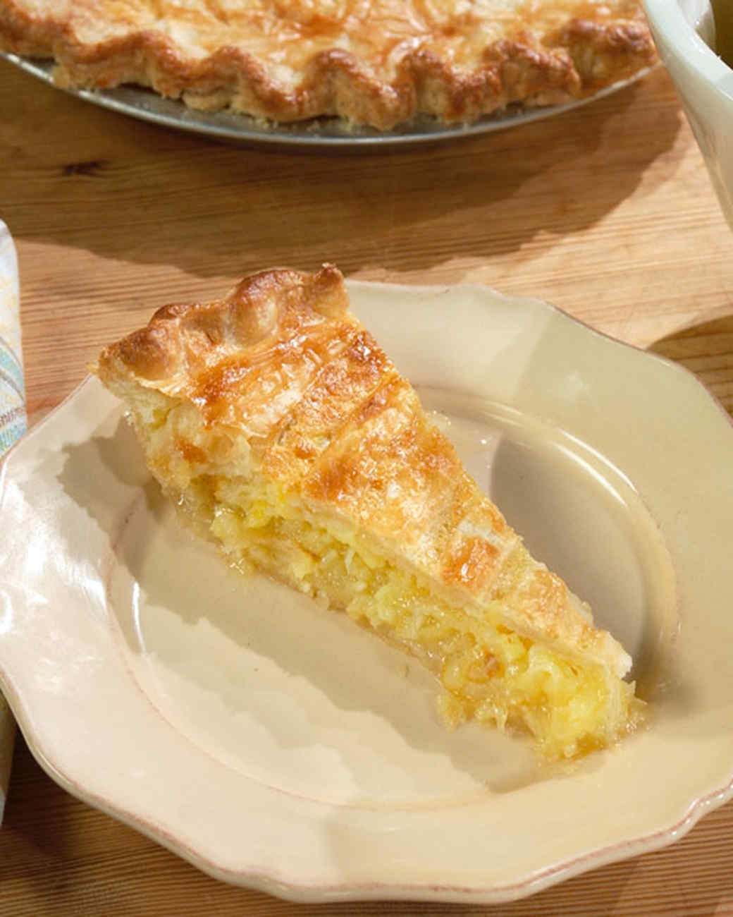 Shaker Lemon Pie