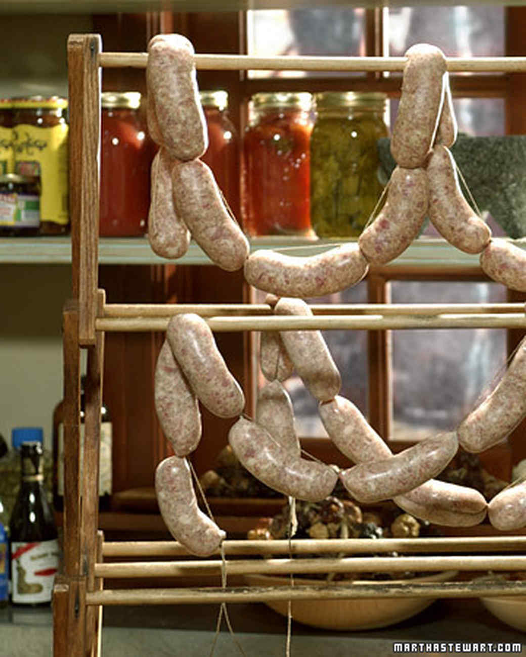 Homemade Italian Sausages