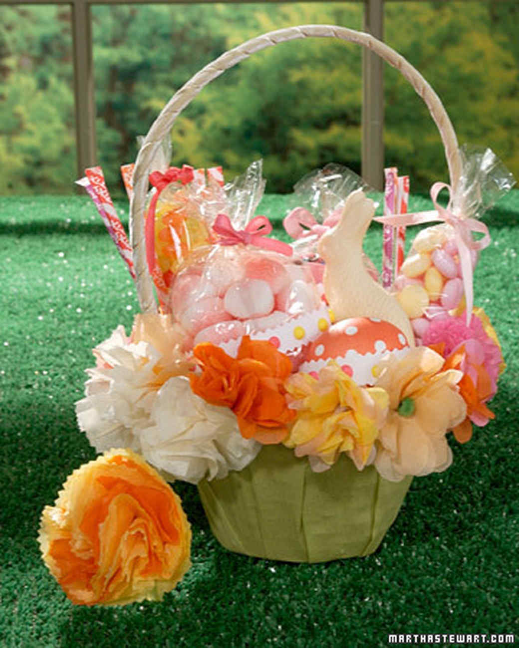 Kids' Paper Flowers