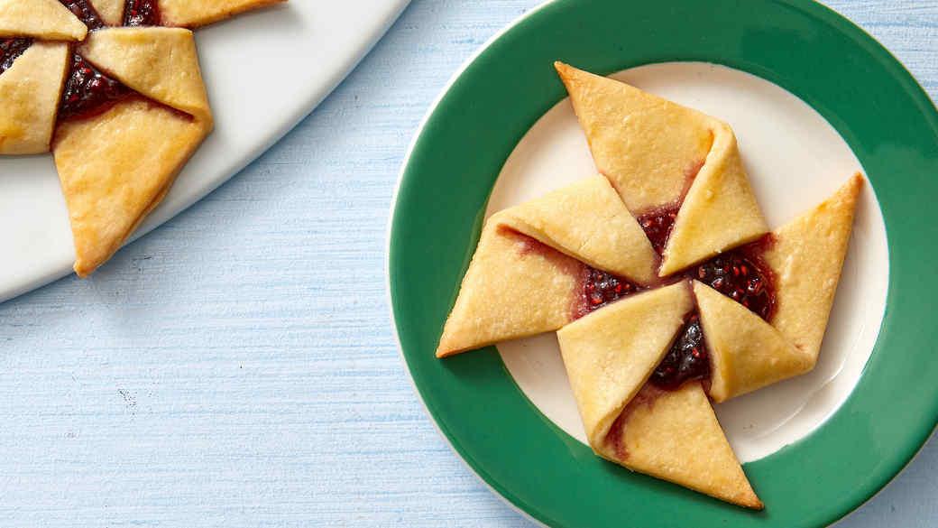 Finnish Star Cookies Joulutorttu