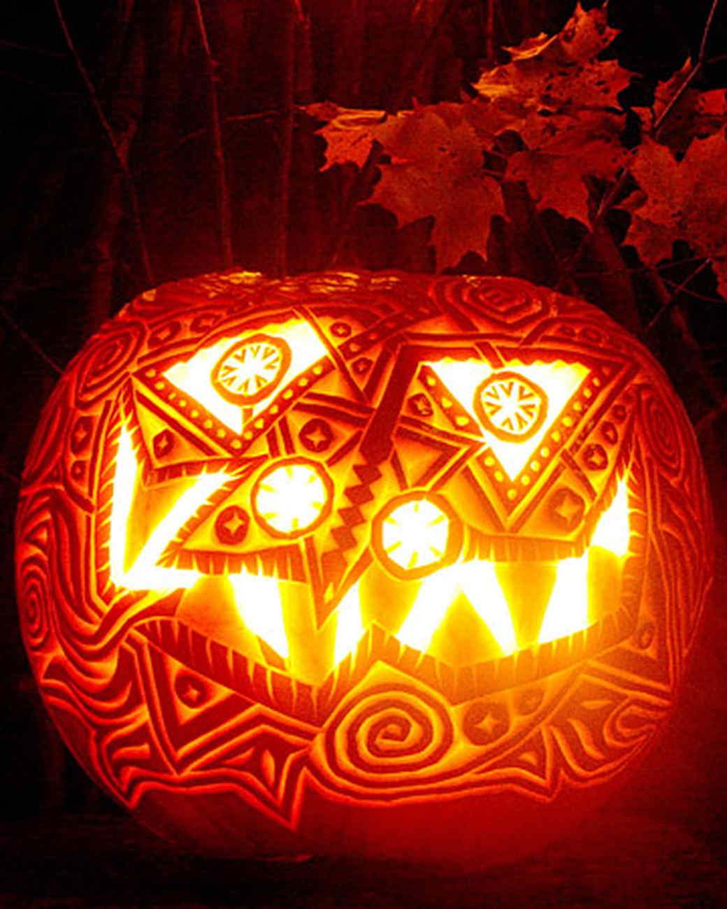 More Great Pumpkins to Create & Pumpkin Carving and Decorating Ideas   Martha Stewart azcodes.com