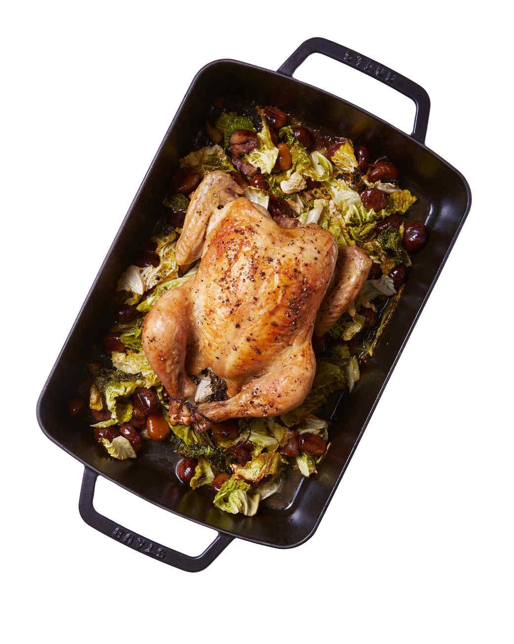Staub roasting pan