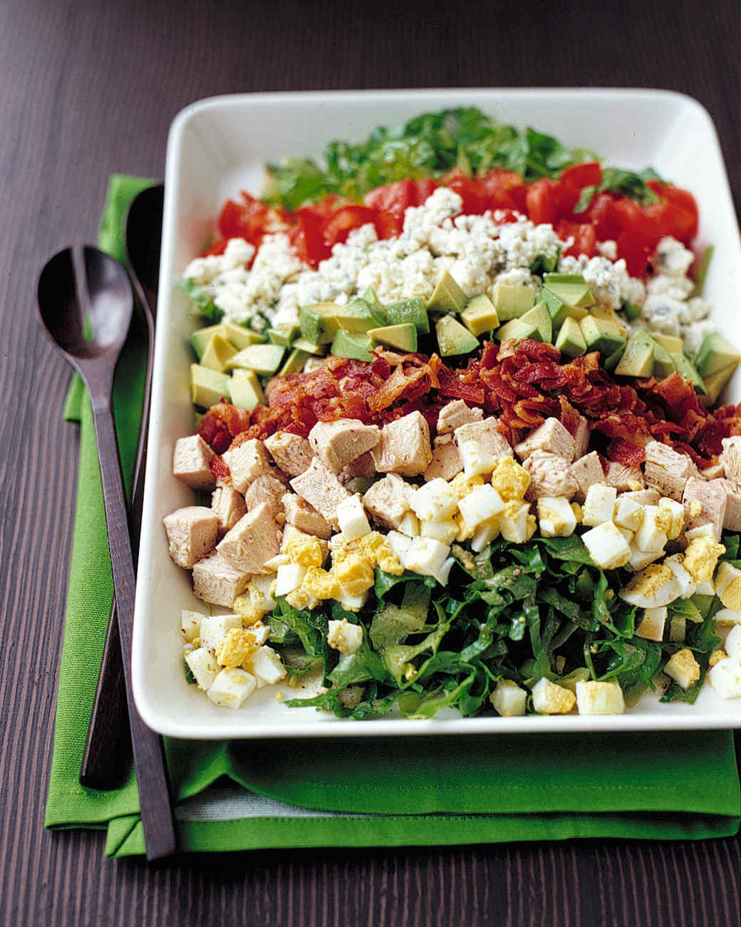 Turkey Cobb Salad Recipe Martha Stewart
