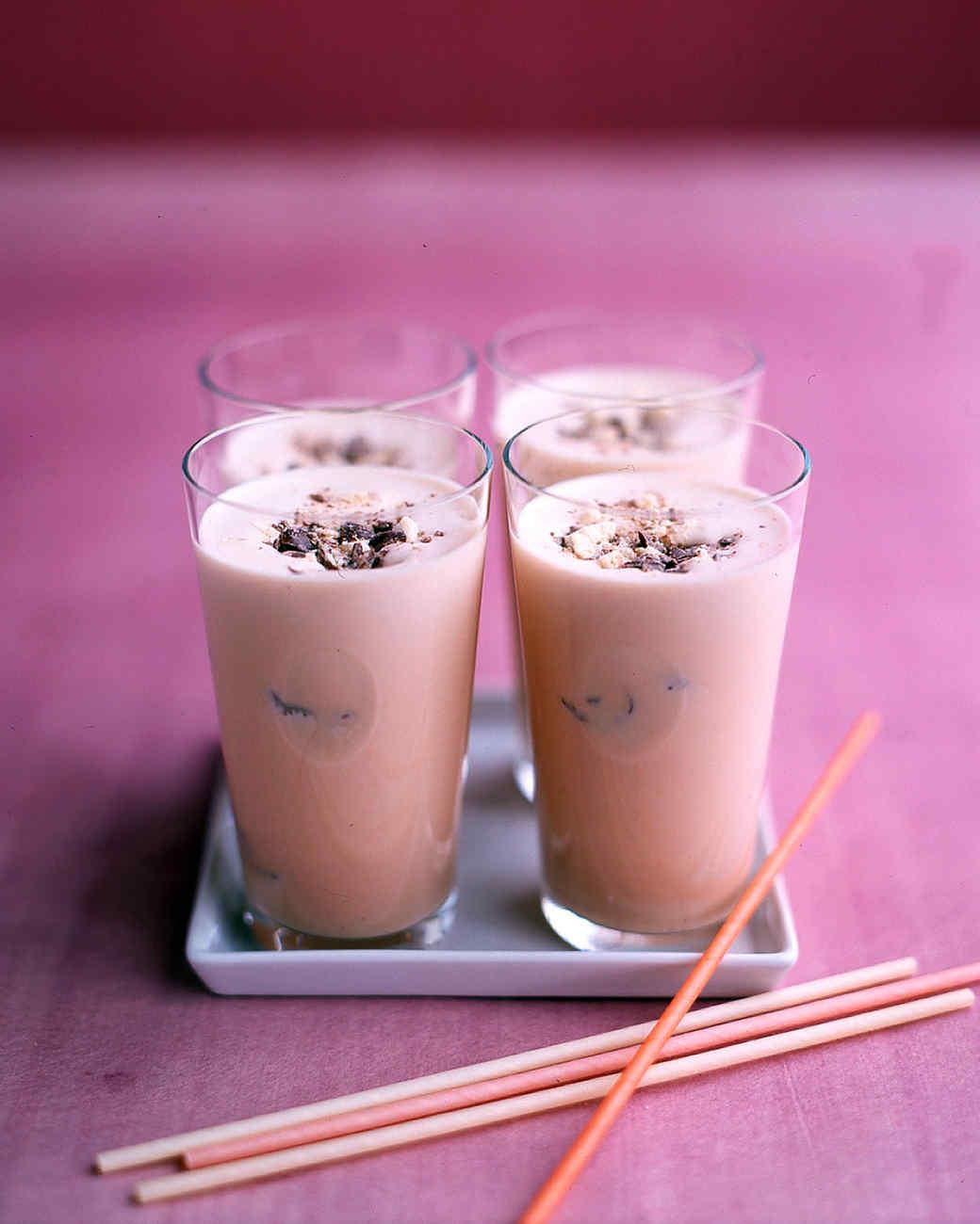 Malted Milk Shake
