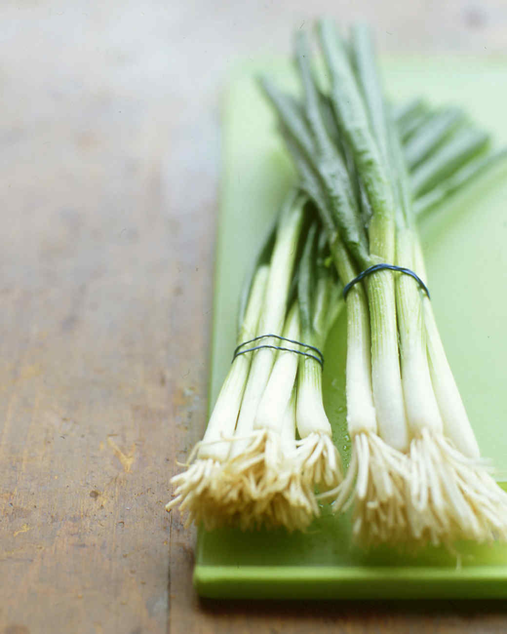 Ramp Scallion And Spring Onion Recipes Martha Stewart