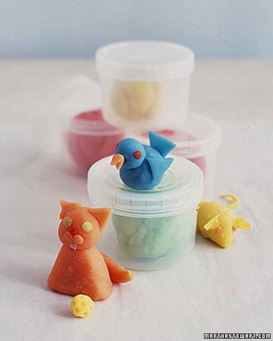 colorful clay | martha stewart